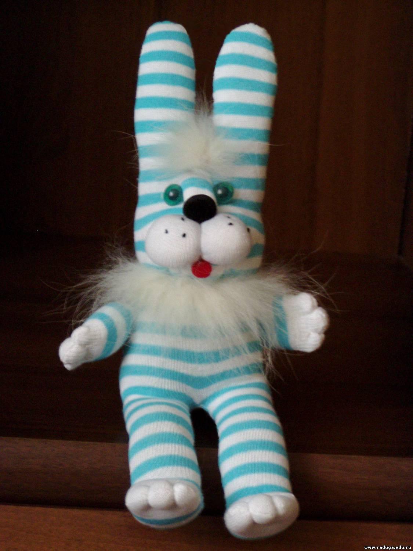 Куклы из носков своими руками 49